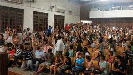 CE: Professores da Urca decretam nova greve